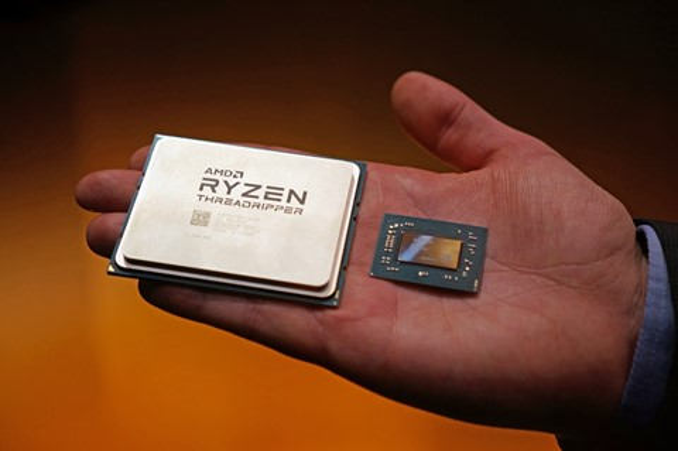 Imagem de Muita potência: AMD mostra processadores Ryzen 2, Threadripper 2 e Navi no tecmundo