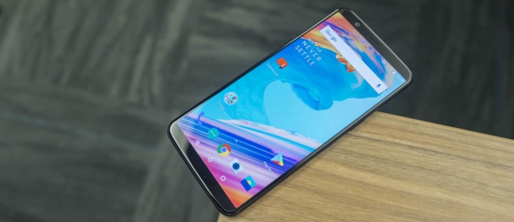 OnePlus 5t celular importado