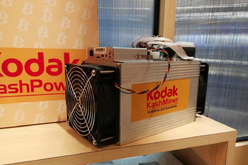 Kodak lança criptomoeda e ações da empresa aumentam 120%