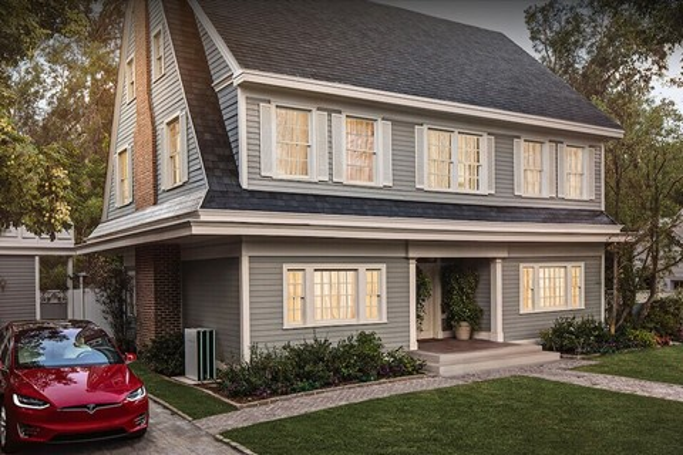 Imagem de Tesla agora também fabrica telhas de energia solar no tecmundo