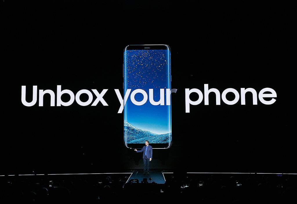 Samsung confirma a data de lançamento do Galaxy S9