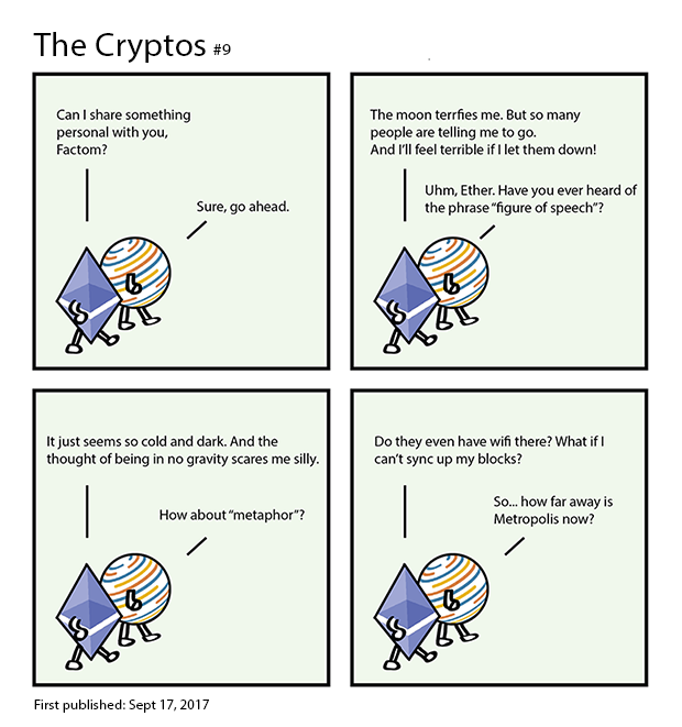 the cryptos