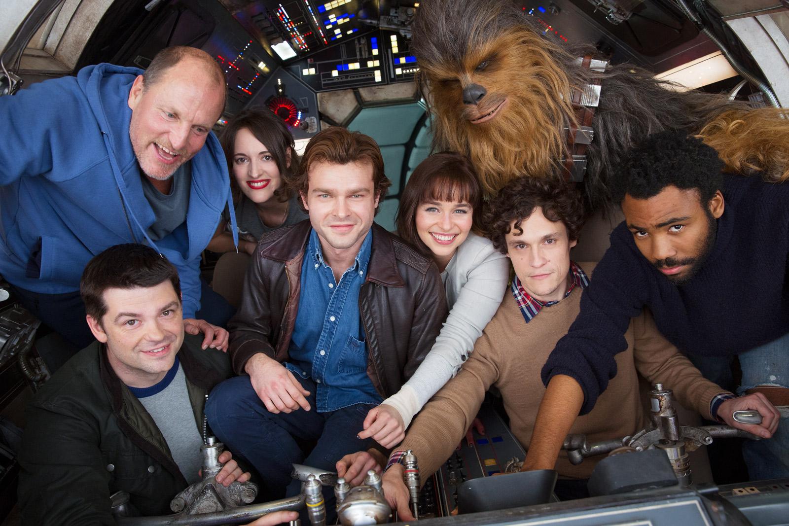 """Imagem de """"Solo: Uma História Star Wars"""" ganha sinopse oficial, confira! no tecmundo"""