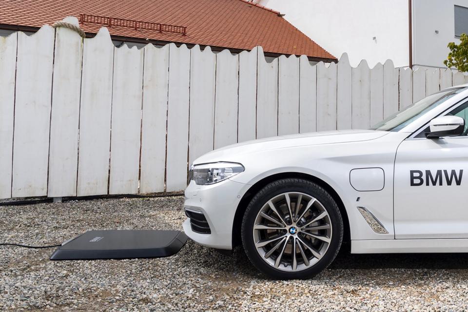 Imagem de Carregamento sem fio: agora é a vez da montadora BMW  no tecmundo