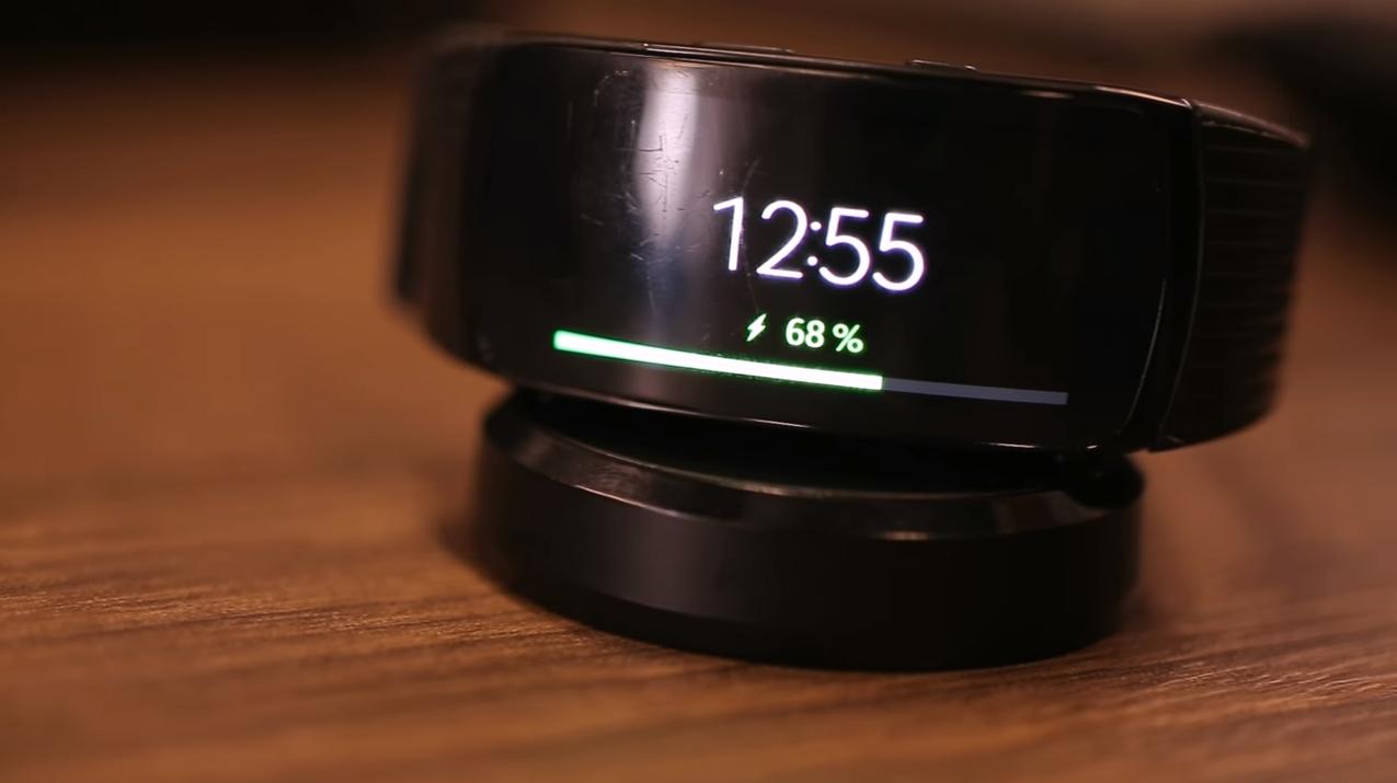 Samsung Gear Fit 2 Pro relógio