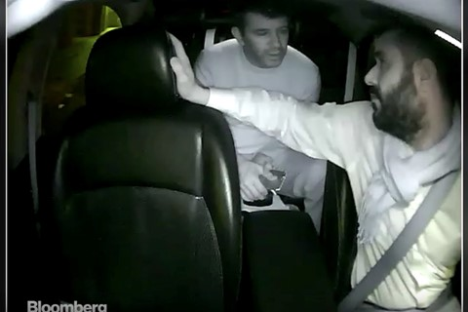 Imagem de Ex-chefão do Uber tentou compensar 'bronca épica' em motorista e viralizou no tecmundo