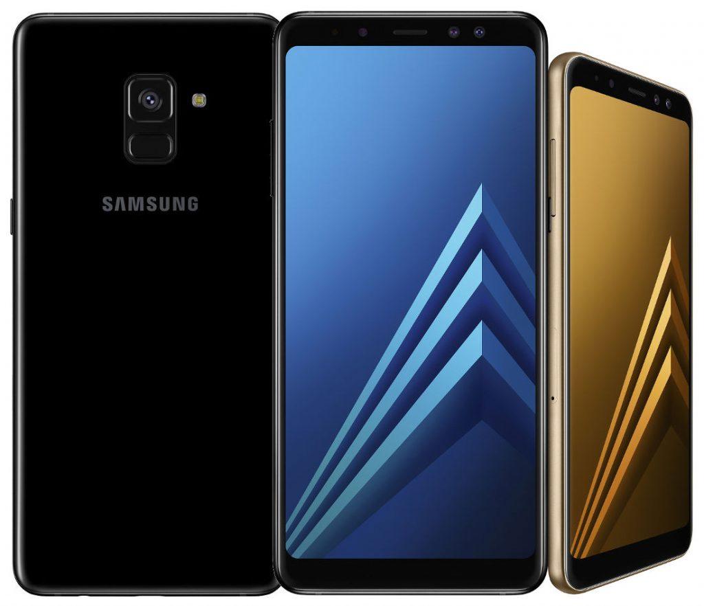 Samsung disponibiliza novas atualizações para os Galaxy S8/S8+ e Galaxy A8+ (2018)