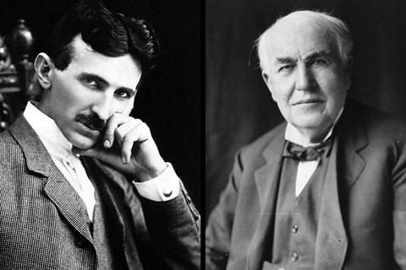 Imagem de Gênio vs Gênio #1: a rivalidade elétrica entre Thomas Edison e Nikola Tesla no tecmundo