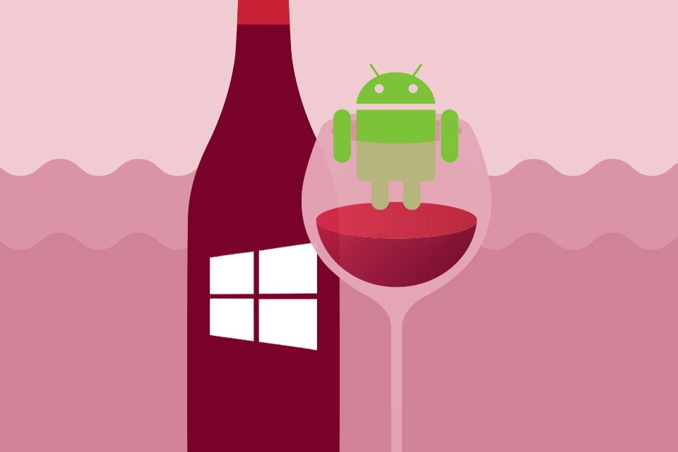 Imagem de Wine 3.0 deixa você instalar apps de Windows no smartphone com Android no tecmundo