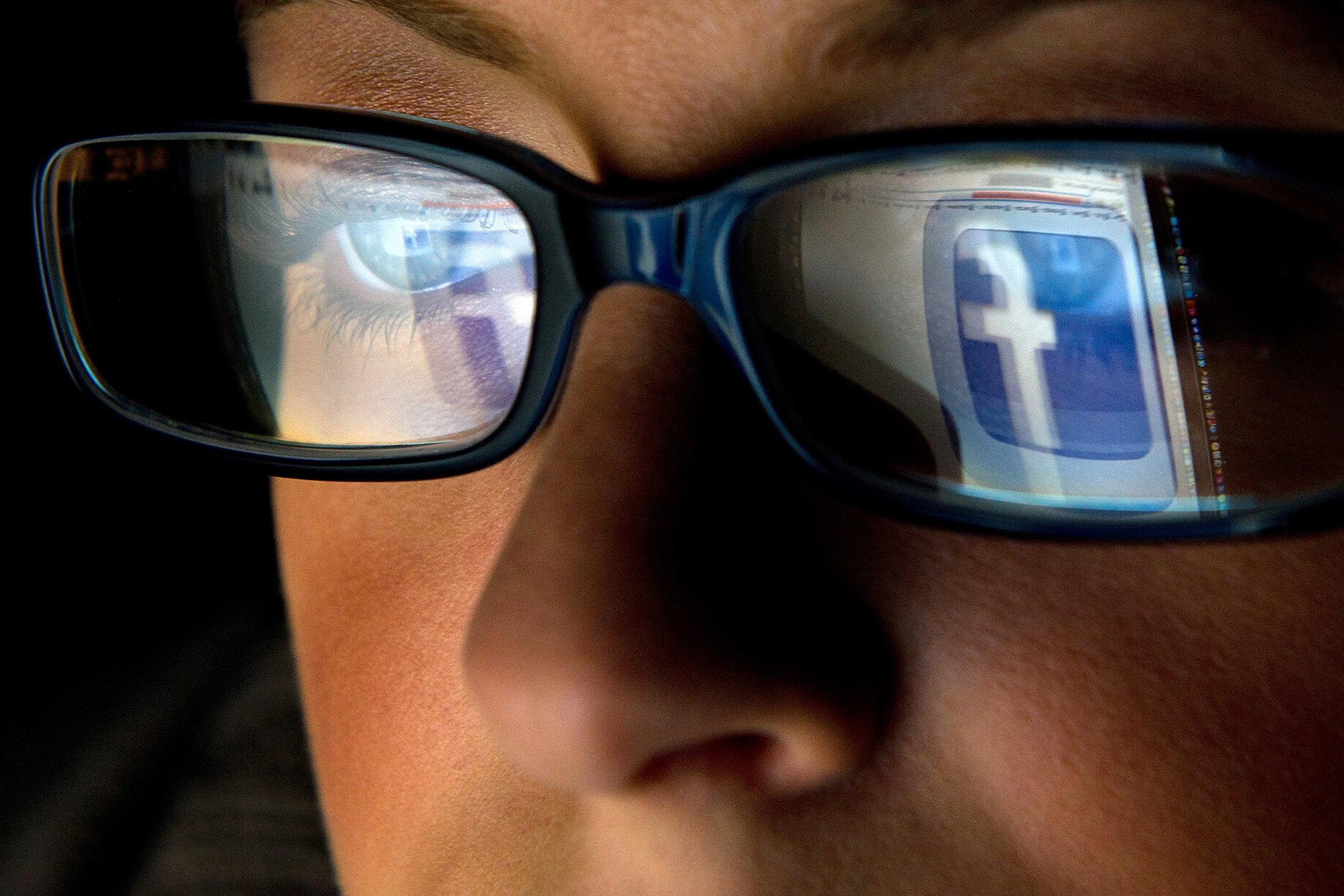 Imagem de Facebook pode ganhar tecnologia de identificação biométrica para acesso no tecmundo