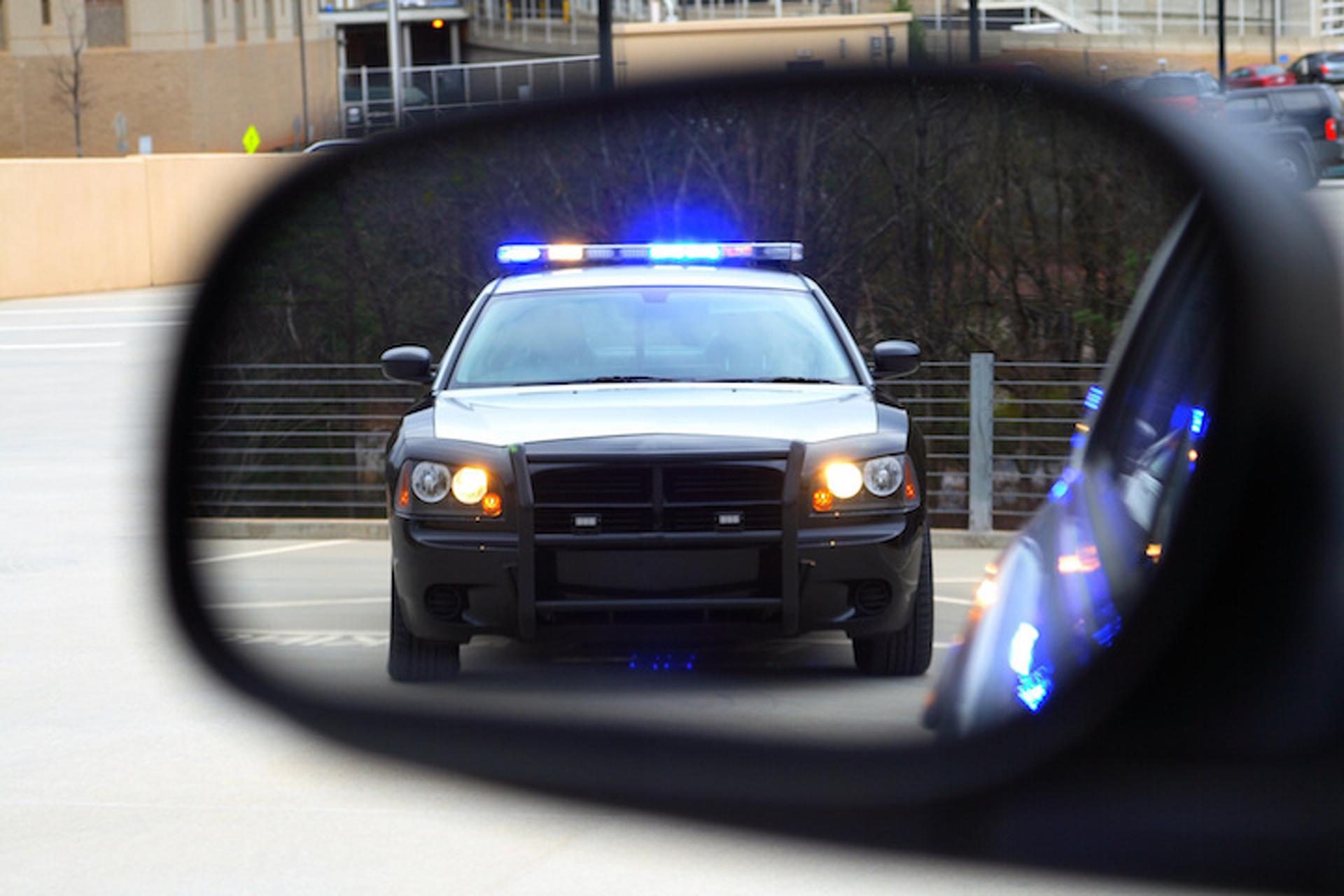 Imagem de Confira a patente de carro policial autônomo registrada pela Ford no tecmundo