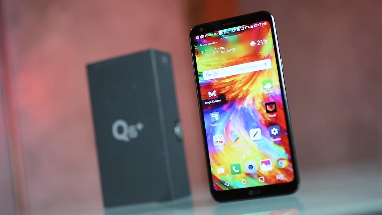LG Q6 Q6+ Plus análise review
