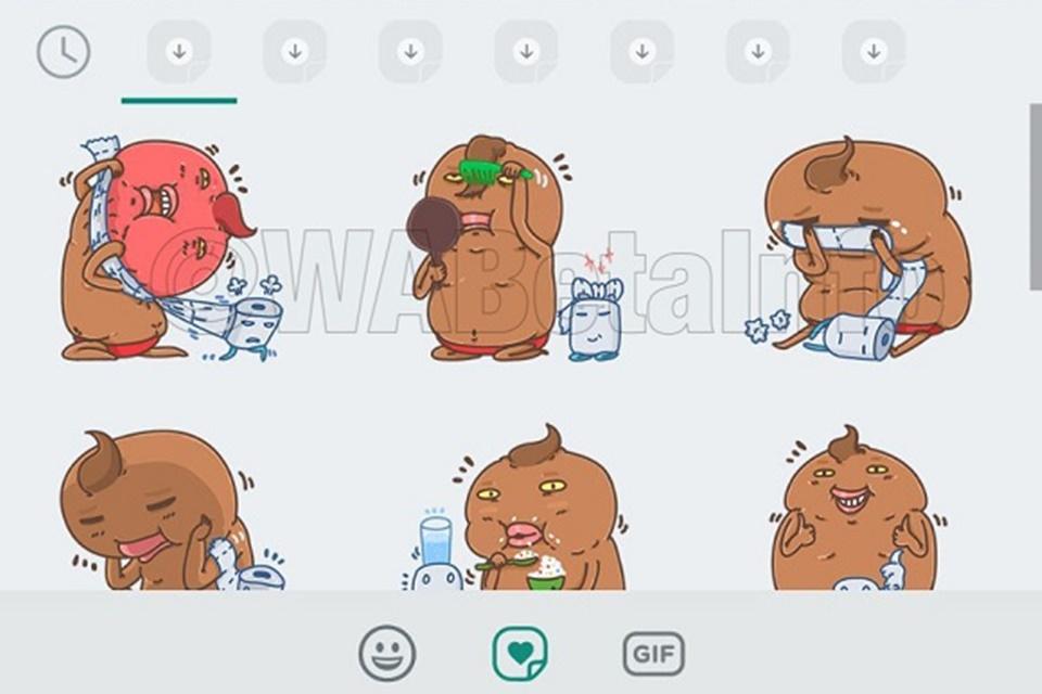 Imagem de WhatsApp traz stickers em versão Beta para Android no tecmundo