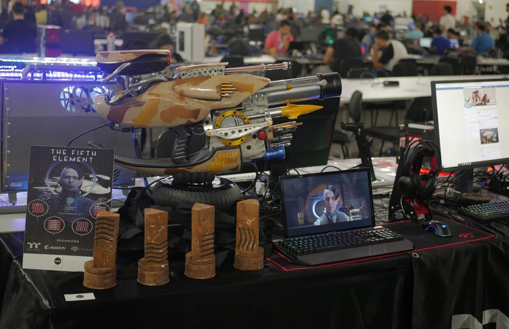 Imagem de Casemods de pistola laser, sentinela da Matrix e mais na CPBR [galeria] no tecmundo