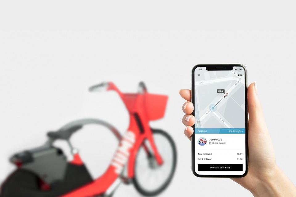 Imagem de Uber testa serviço de compartilhamento de bicicletas elétricas no tecmundo