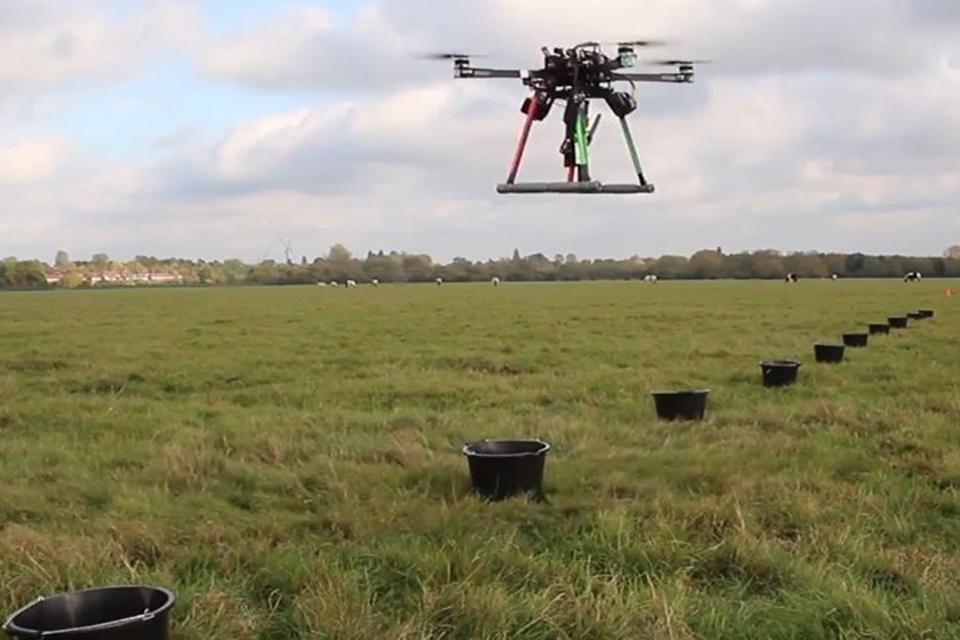 Imagem de Empresa usa drones inteligentes para plantar até 100 mil árvores por dia no tecmundo