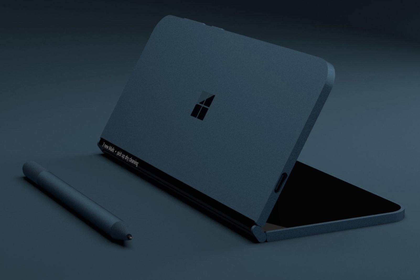 Imagem de Vazamento indica que aparelho dobrável da Microsoft poderia fazer ligações no tecmundo