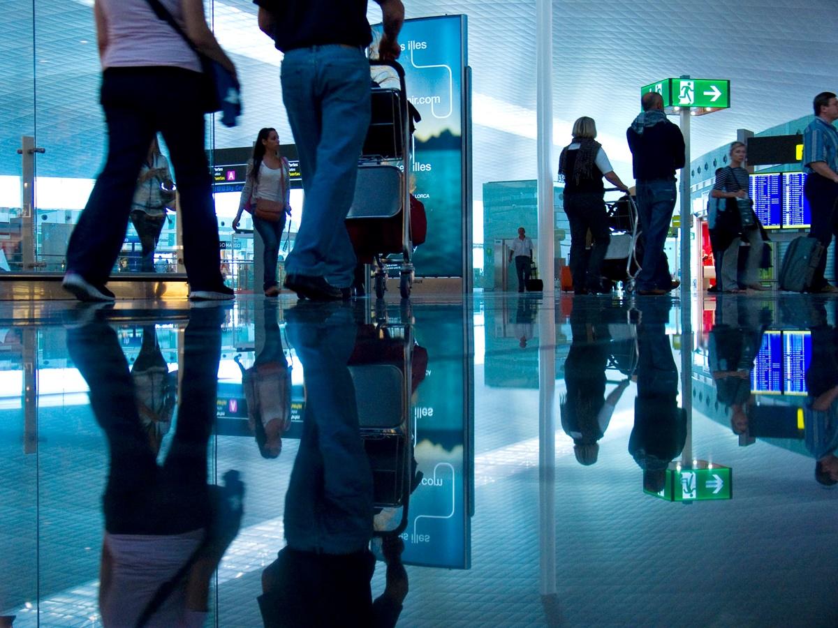 aeroporto importação receita