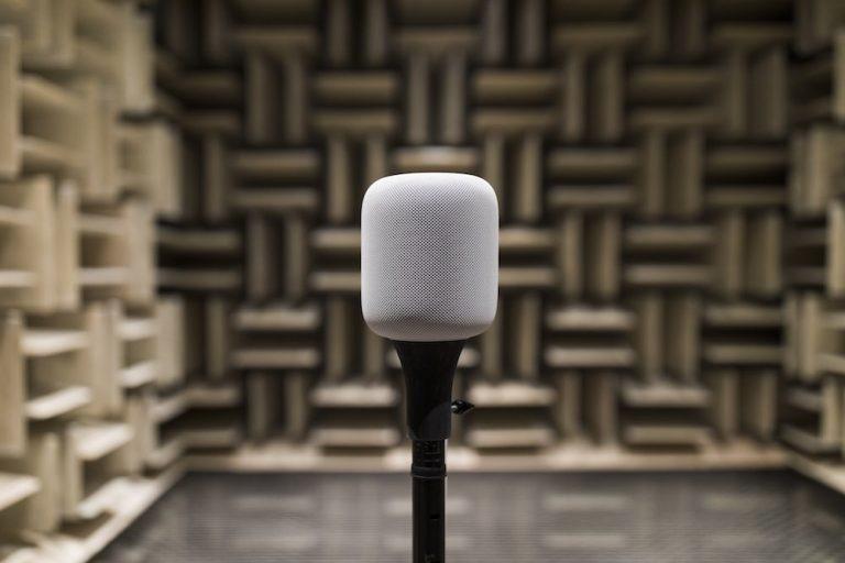 Laboratório de áudio Apple