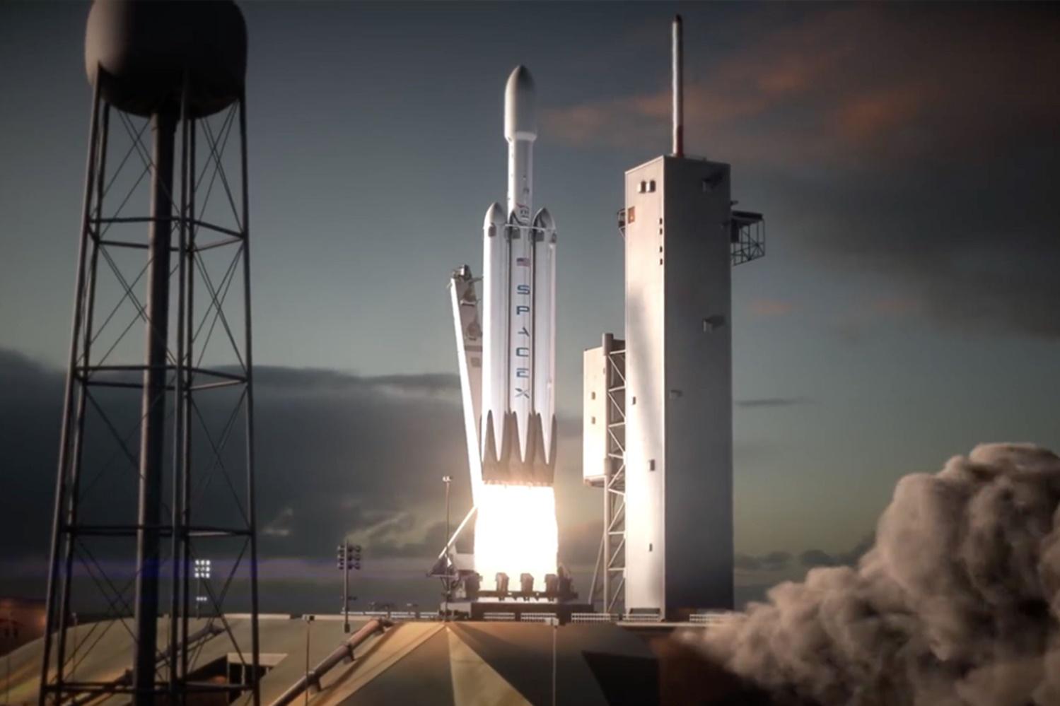 Imagem de Depois do Falcon Heavy! Confira o calendário de 2018 da SpaceX no tecmundo