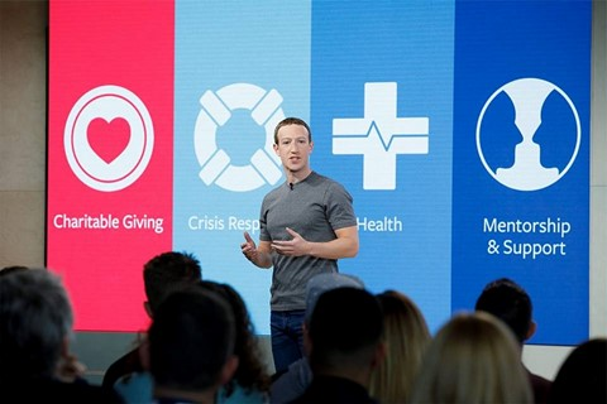 Imagem de Por que Mark Zuckerberg quer vender USD 13 bilhões em ações do Facebook? no tecmundo
