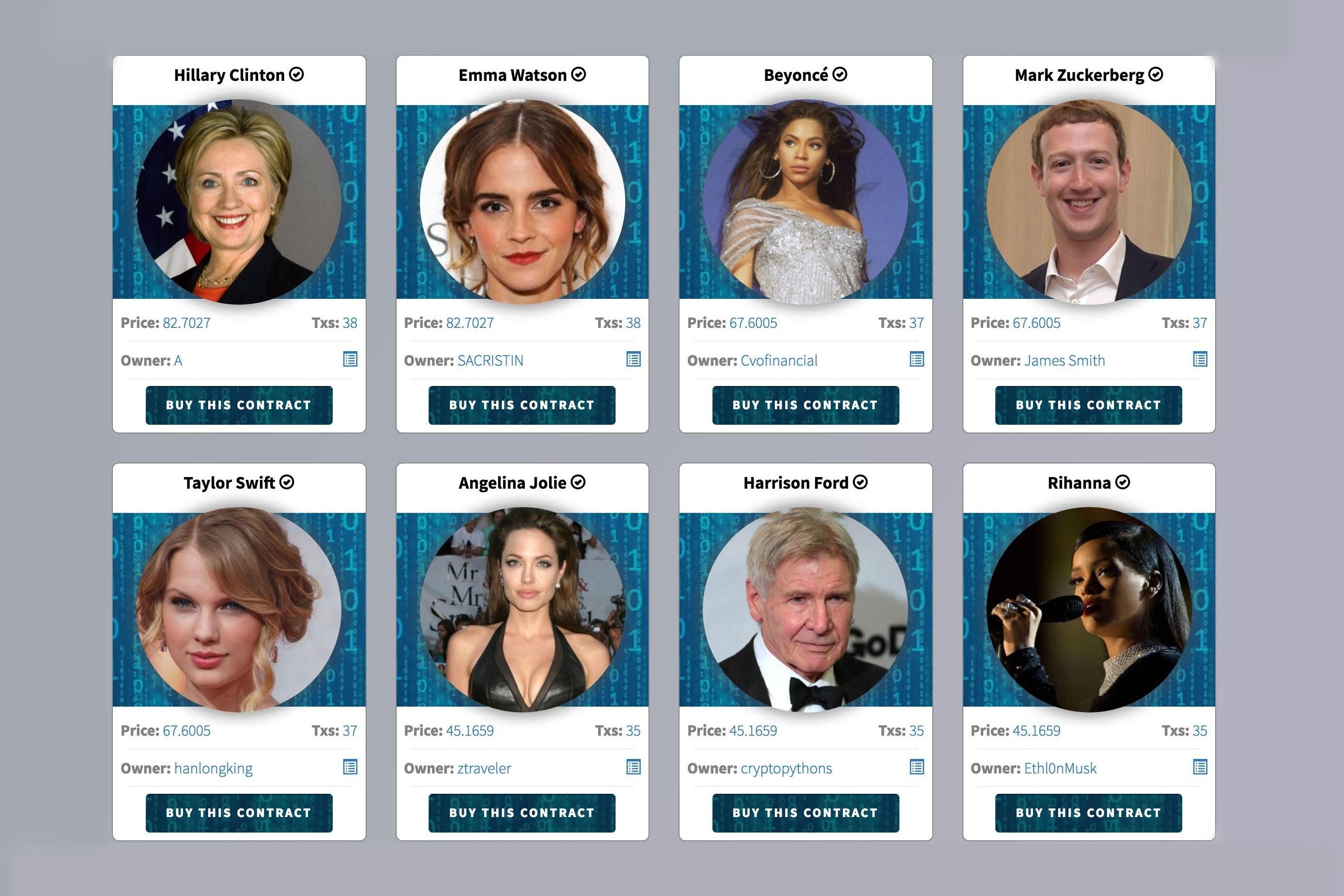 """Imagem de Agora você pode colecionar """"criptofigurinhas"""" de artistas e pessoas famosas no tecmundo"""