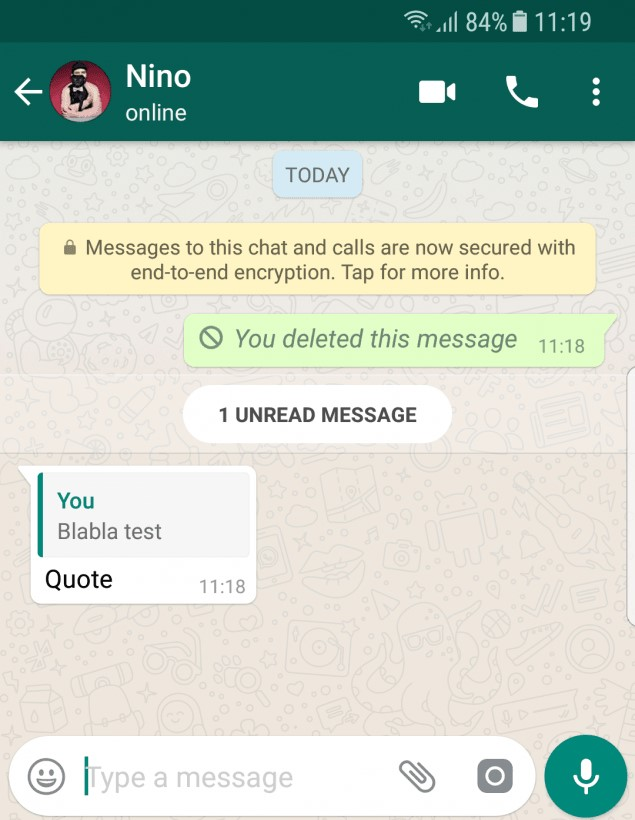 Quotes WhatsApp
