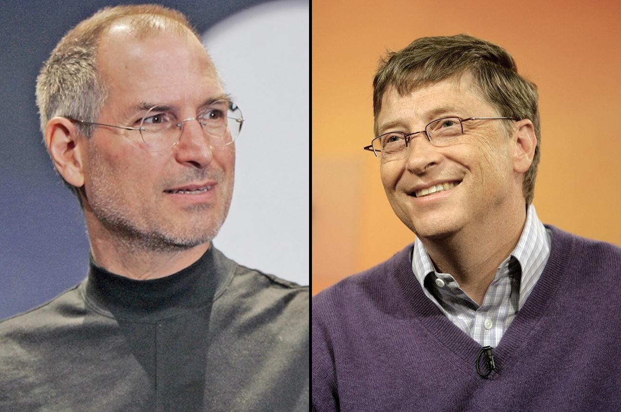 Imagem de Gênio vs Gênio #5: a luta computadorizada entre Steve Jobs e Bill Gates no tecmundo
