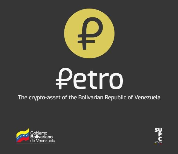Venezuela inicia pré-venda da Petro, sua moeda virtual