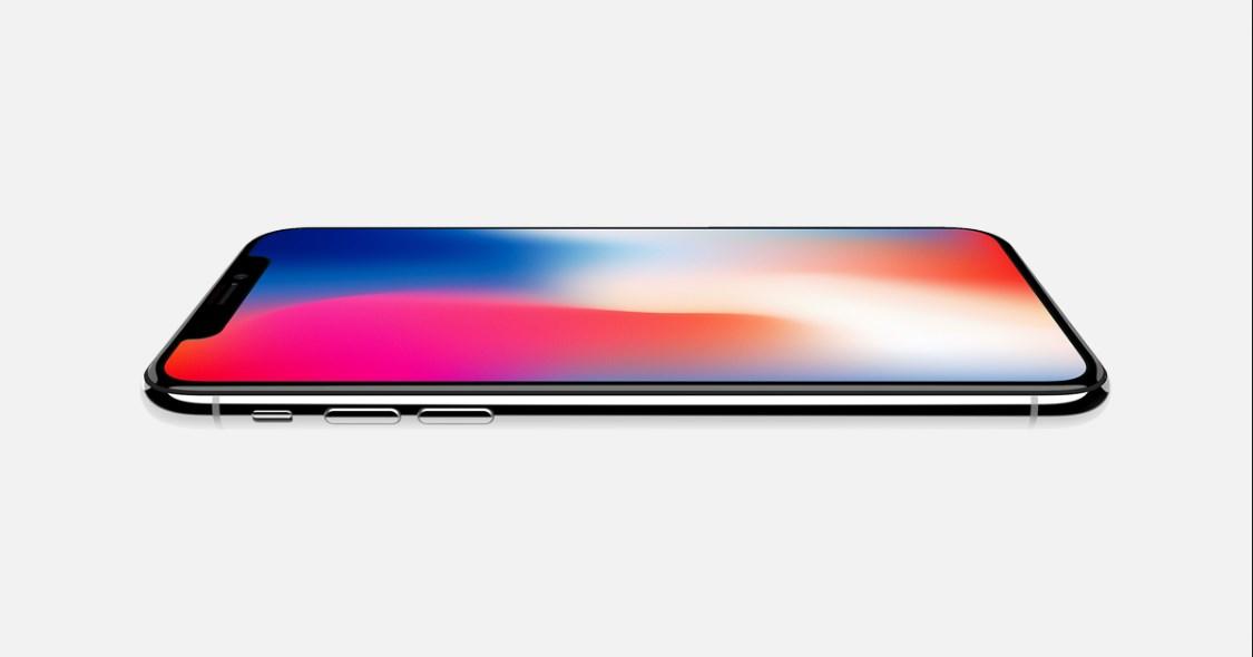 Um iPhone X
