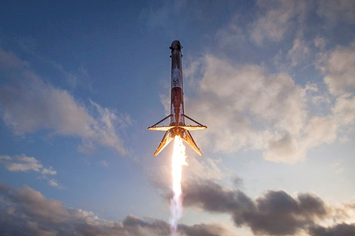 spacex foguete