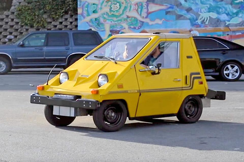 Imagem de Inventores nerds transformam um carro dos anos 80 em um mouse de computador no tecmundo