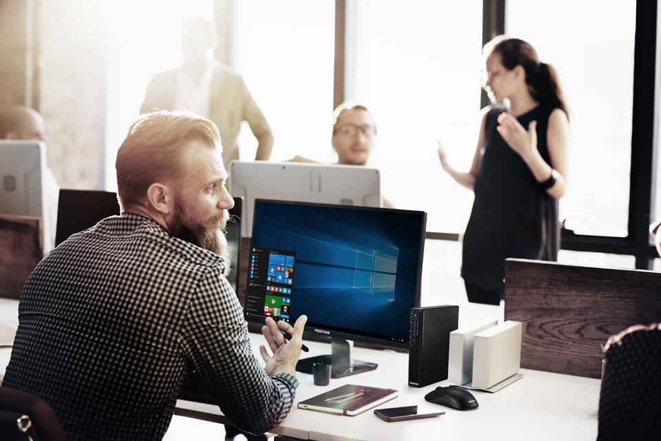Imagem de Pequeno e poderoso! Minidesktop Positivo Master foca em alta produtividade no tecmundo