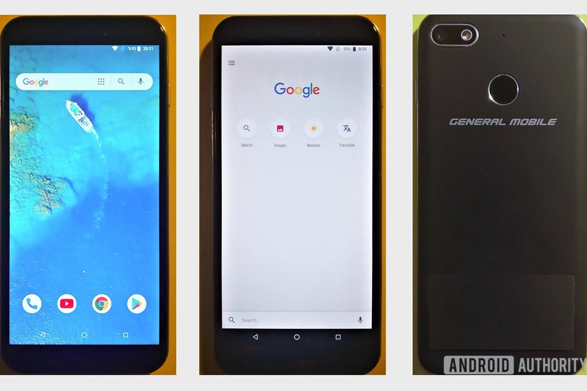 Imagem de Primeiro Android Go a ser mostrado na MWC 2018 pode ter finalmente vazado no tecmundo