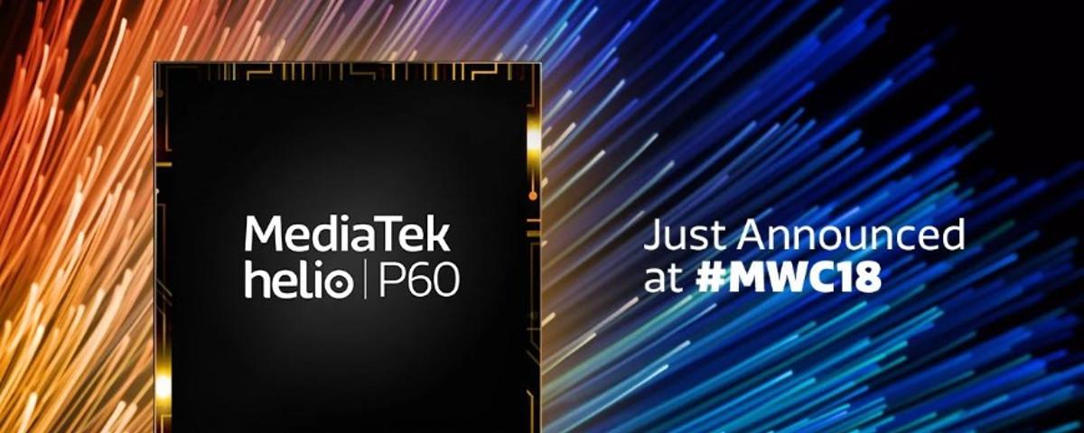 Um anúncio da MediaTek.