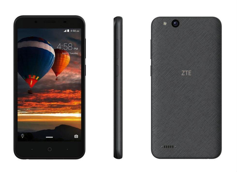 ZTE Tempo GO Android Go