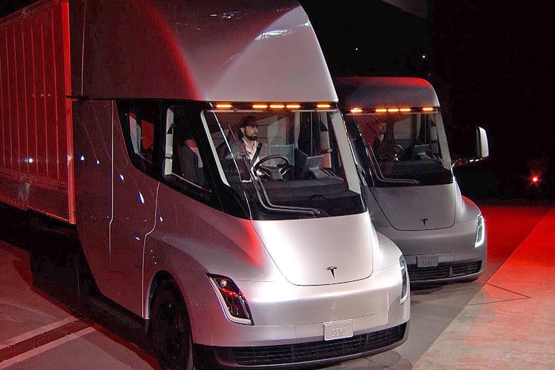 Imagem de Caminhão elétrico Tesla Semi pode ser ainda mais econômico que o estimado no tecmundo