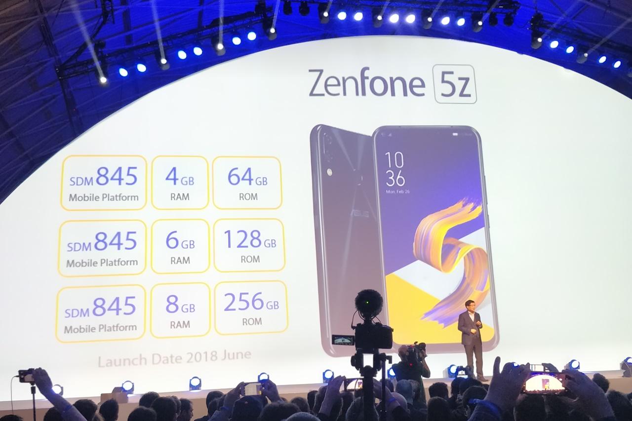 zenfone 5z