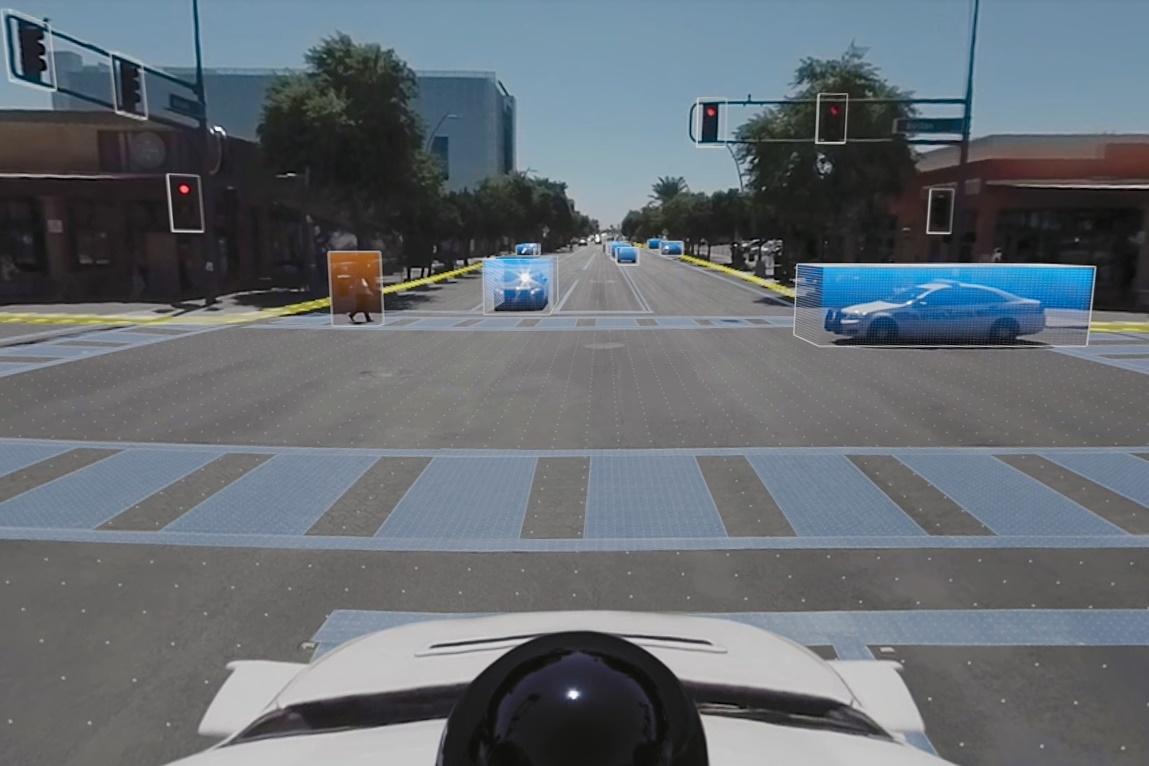 Imagem de Incrível vídeo 360° da Waymo mostra a confiabilidade de um carro autônomo no tecmundo