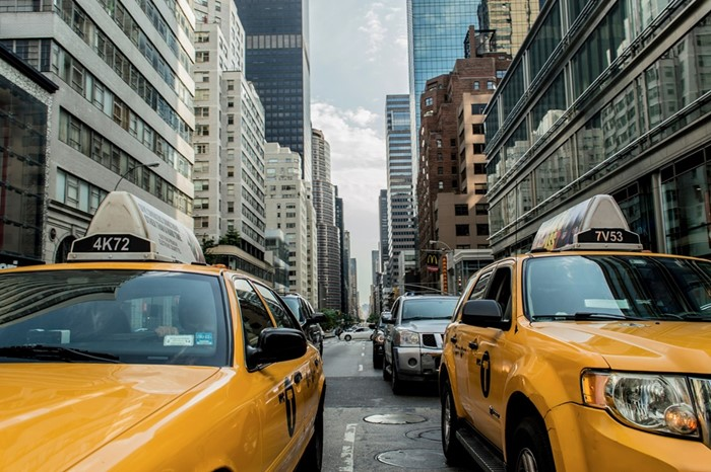 taxi uber transporte