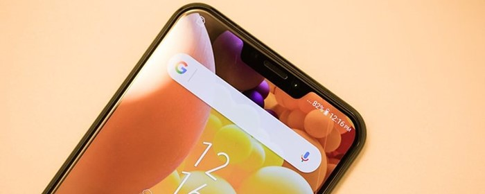 ASUS Zenfone 5z display notch