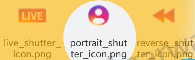 Ícone Portrait Instagram