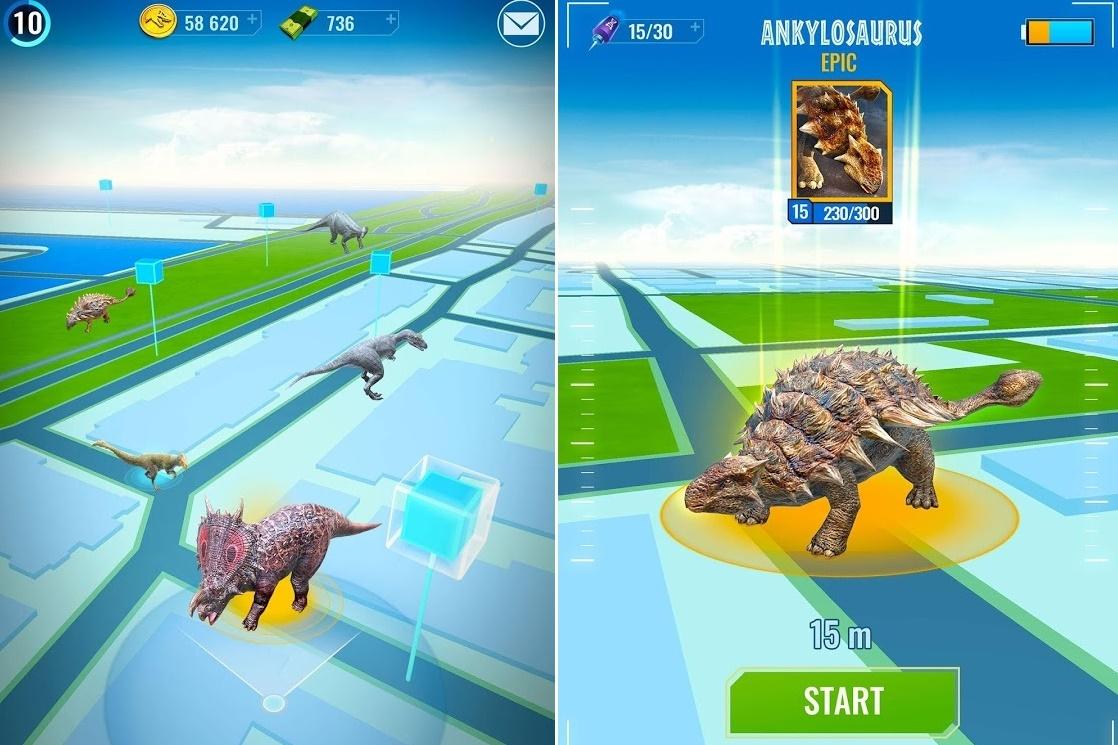 Imagem de Jurassic World terá jogo de realidade aumentada estilo Pokémon GO! no tecmundo