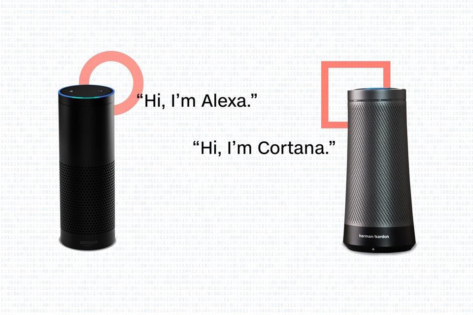 Imagem de Um crossover da Alexa com a Cortana? no tecmundo