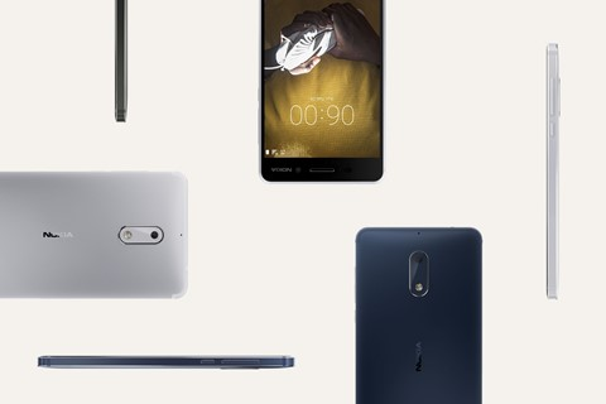 Imagem de Rumor de Nokia 9 com sensor de digitais na tela ganha força no tecmundo