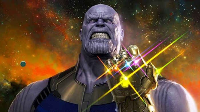 marvel studios thanos