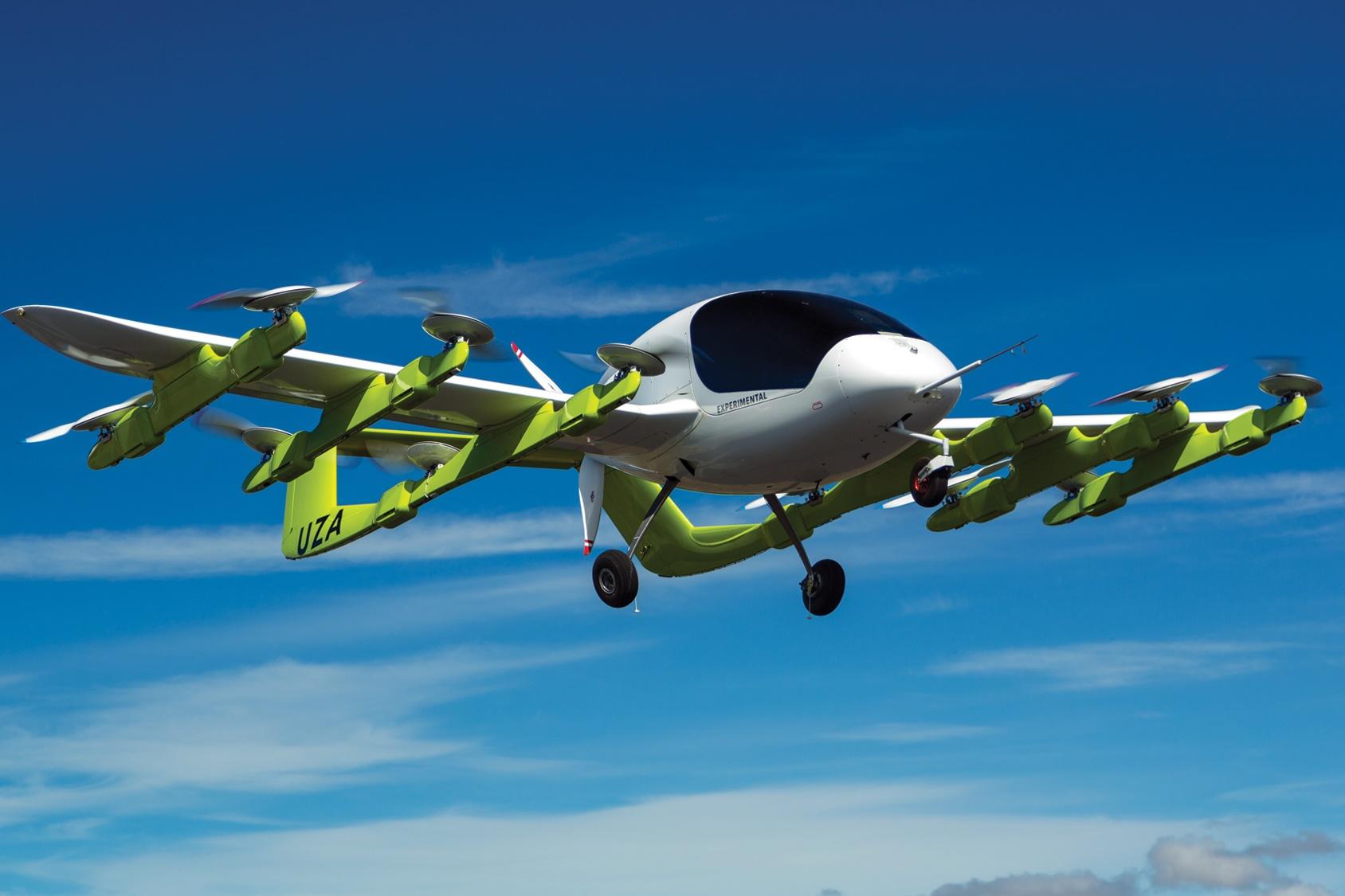 Imagem de Serviço de aviões autônomos de Larry Page será testado na Nova Zelândia no tecmundo