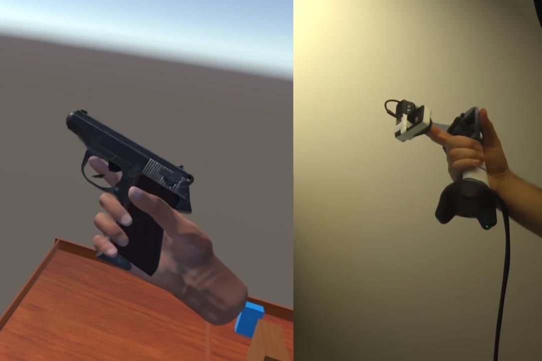 Imagem de Microsoft cria acessório para ajudar você a sentir objetos tocados no VR no tecmundo