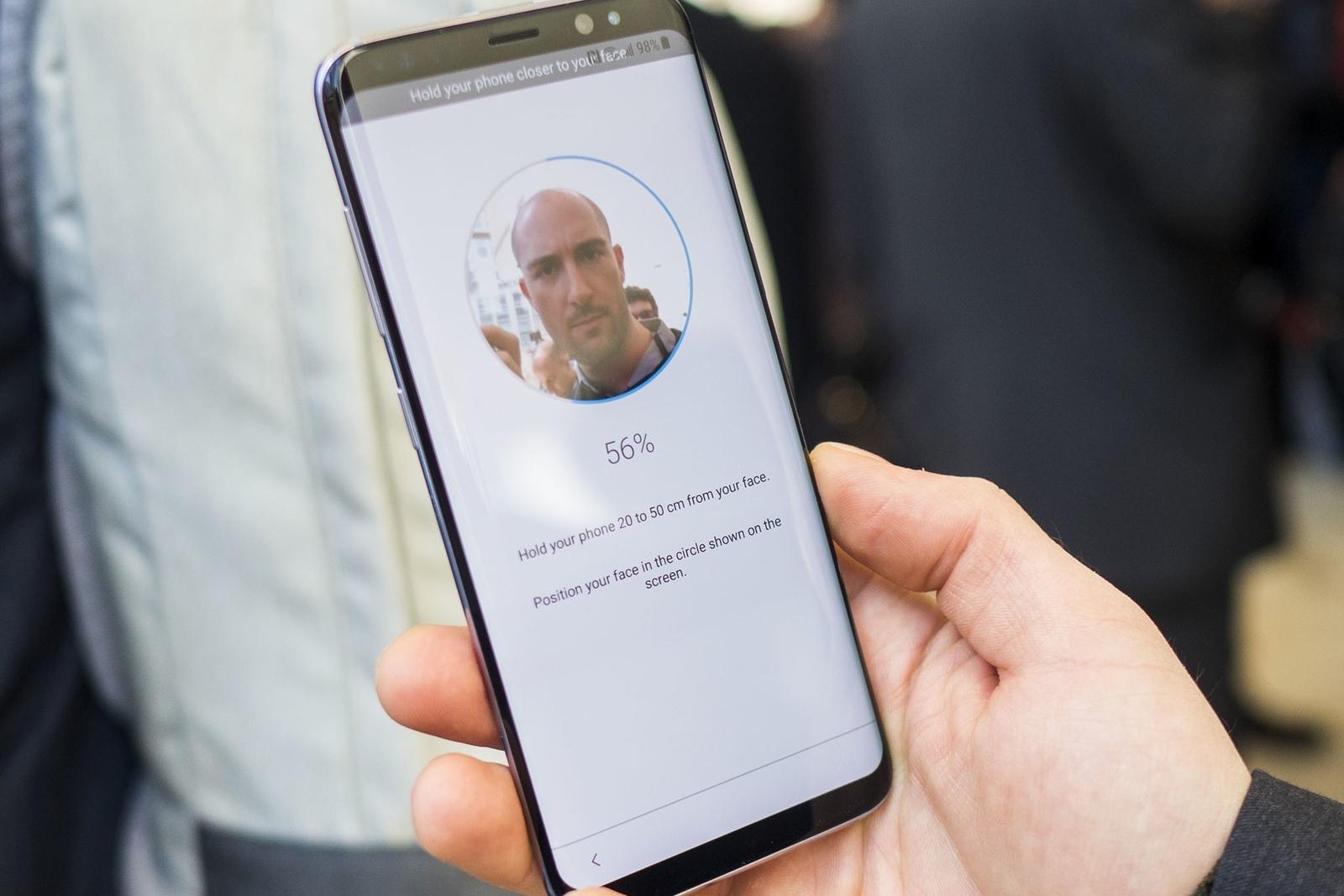 Imagem de Galaxy S10 pode trazer concorrente à altura para Face ID da Apple no tecmundo