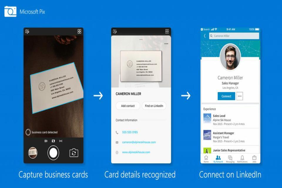 Imagem de Microsoft atualiza Pix e permite salvar contato do cartão de visita no tecmundo